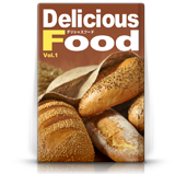 Delicious Food Vol.1 cover
